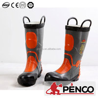 Fire retardant shoes steel toe safety boots