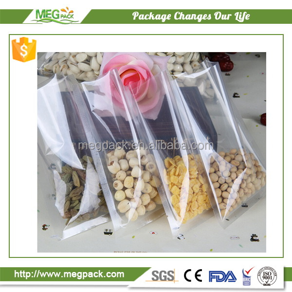 Heat seal food & chemical use custom color printed vacuum bag keep it fresh