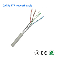 Alibaba OEM Lan Cable Cat5e Patch Cord UTP/FTP/SFTP Network cable