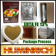 Huminrich Shenyang Water Soluble High Value-Added Plant Micronutrient Fe Edta