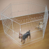 iron fence dog kennel cheap