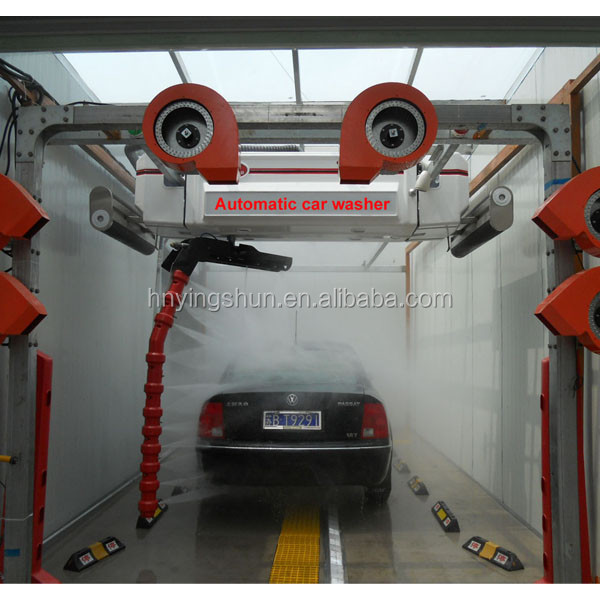 Buying A Touchless Car Wash