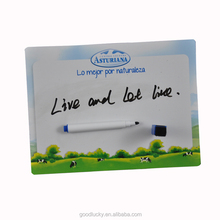 erasable writing board for promotional gifts