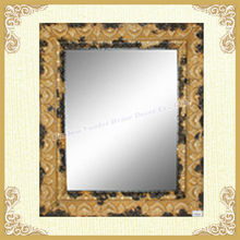 Best sale orange framed mirror for bedroom