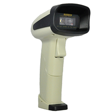 OBM-6800 1D Wired Laser Barcode Scanner with RS232 PS2 USB Cables for supermarket POS system