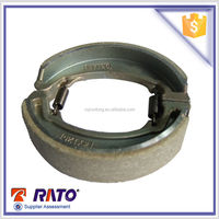 2015 low cost CBT125-A motorcycle long-lasting using and best value brake shoes.