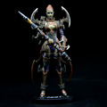 Hot Sale Game Character Antqiue Warrior Statue Made In China
