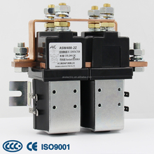 ASW400-2Z 12VDC 400A Magnetic Latching Contactor Use In Automobile Cars Cont Omron Relay Magnetic Latching Contactor