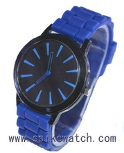 Dark Blue Teen's Sports Watch Relogio Hours Quartz Hot Sale