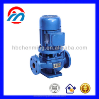 ISG long distance inline wate booster pump station