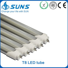 DC 12V 24V 8W cheap price smd3528 IP33 led t8 led tube light,t8 led tube for sale with Internal Diver