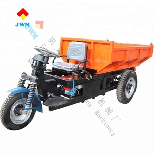 Multi-function Chinese agricultural three wheeler farm tricycle