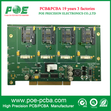 China 4 Layer Industrial Control PCBA Electronic Contract Manufacturing