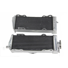 All Aluminum MOTORCYCLE Radiator for HONDA CR500 CR500R 1985 to 1988