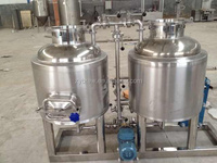 Small model 50L brewing equipment beer making machine