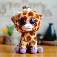 Varied custom cute TY series 15cm pop big eyes plush animated soft toy