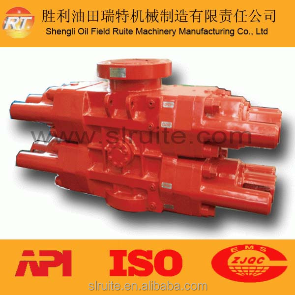 "API 16A 13 5/8"" 15000psi Double Ram Shaffer Chinese BOP Blow out Preventer for Well Drilling Oilfield wellhead control"