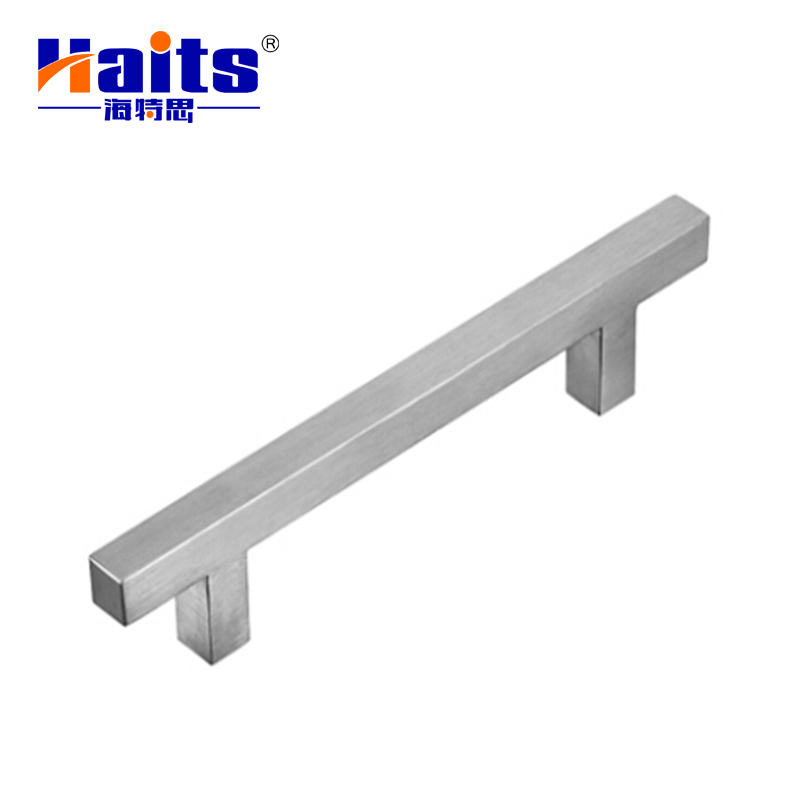 New modern style stainless steel t bar kitchen cabinet drawer <strong>handle</strong>