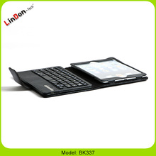 Cheap Price Protective PU Leather Case Bluetooth ABS Keyboard For iPad Mini 1 & 2 & 3