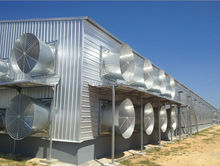 environmental control poultry house