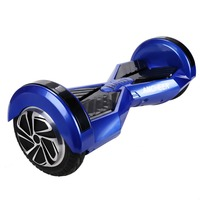 8 Inch Hot Ancheer self balancing electric scooter bluetooth LG battery UK plug AM002736