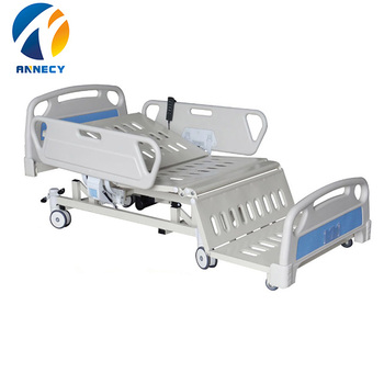 AC-EB024 import medical equipment icu 3 functions electric recliner hospital chair  bed for sale