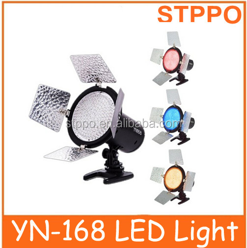 2014 New Video Studio LED Light YN-168 Yong Nuo 168pcs LED