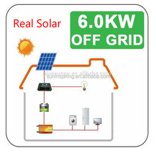 6kw solar energy system price for home use off grid