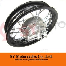 CR50 pit bike original 10inch 12inch front wheels rim kit