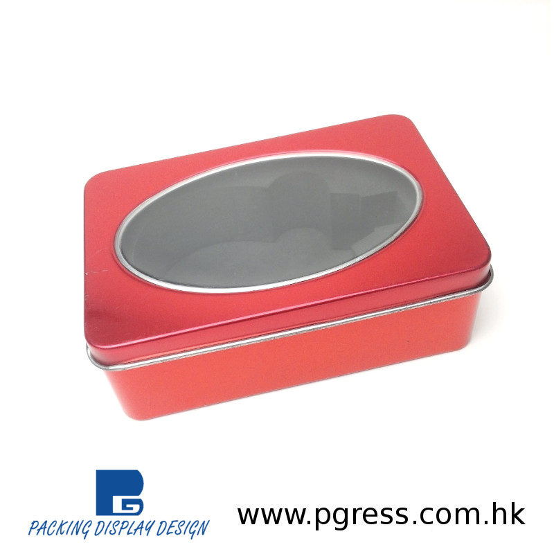 High quality customized Tin cases/box, Aluminum tin box for assorted items, available in several sizes and color