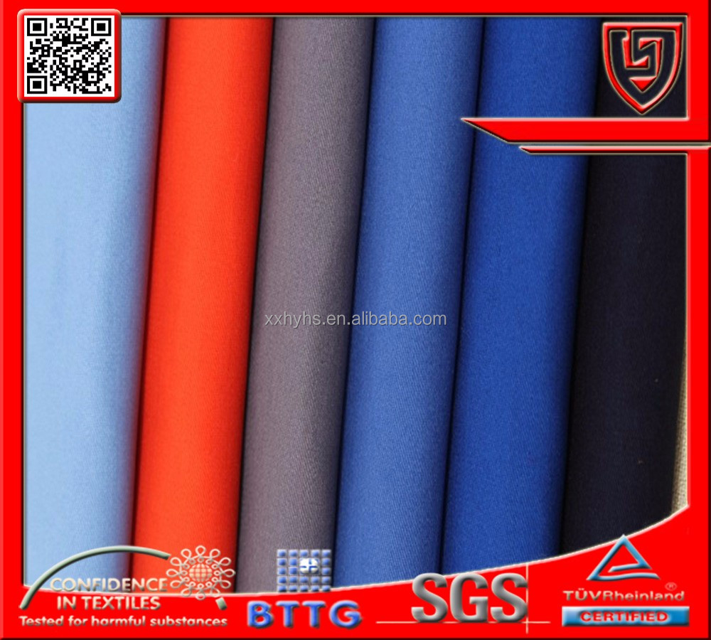 Anti-Static Fabric Fire Retardant Fabric Protective Fabric Fire Resistant Cloth