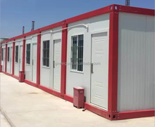 china prefabricated homes log cabin used portable toilet for sale