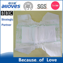 Alloves biodegradable baby diaper green choice good for envirement