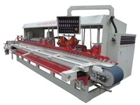 automatic granite polishing machine with small grinding head