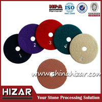 Diamond Polishing Pad Professional Granite Polishing ,Dry Polishing Pad