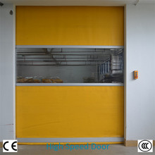 Automatic Open Style high quality high speed door