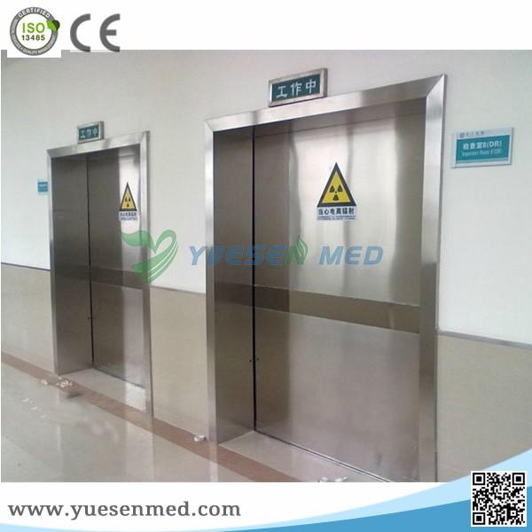 YSX1525 stainless steel leaded door lead door x-ray door
