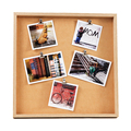 Clipline Wall Picture Frame, Collage Picture Frame Decor DIY Photo Frames Wall With 5 Clips