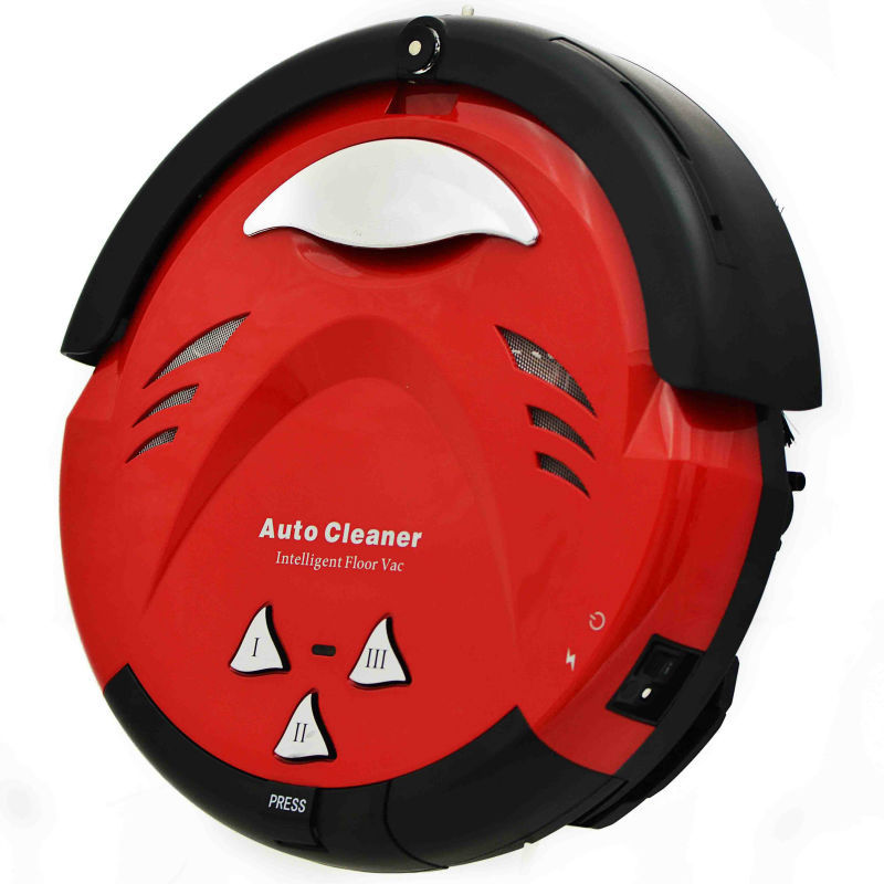 Floor Automatic Vacuum Robot Auto Sweeper with CE ROHS Approval with mopping function