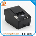 Cheap 58MM lanThermal Printer with thermal printhead/miniUSB receipt printer