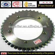 Motorcycle Sprocket Made In China, 2015 famous motorcycle spare parts,bajaj spare parts motorcycle