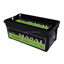 12v JIS Standard Sealed Maintenance Free Calcium Battery