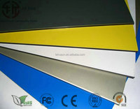 Aluminium Composite Panel---PVDF / PE false cladding wall covering curtain wall building materials