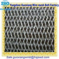 high quality stainless steel conveyor wire mesh belt