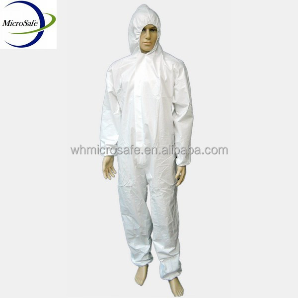 Safety Clothing, Microporous Coverall