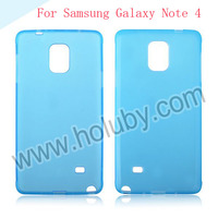 2014 New Arrival China Wholesale Transparent Clear TPU Back Cover Case for Samsung Galaxy Note 4 SM-N910S SM-N910C