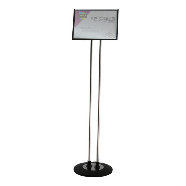 Floor Standing Poster Display Stand Poster Holder Sign Holder A4 297*210mm