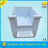 YM-XY-003 Stainless steel Pet bathtub