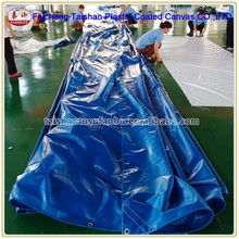 Customized PVC Vinyl Heating Tarp manufactured in China