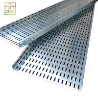 Direct Supply New Design Customized Galvanized Perforated Cable Tray Prices